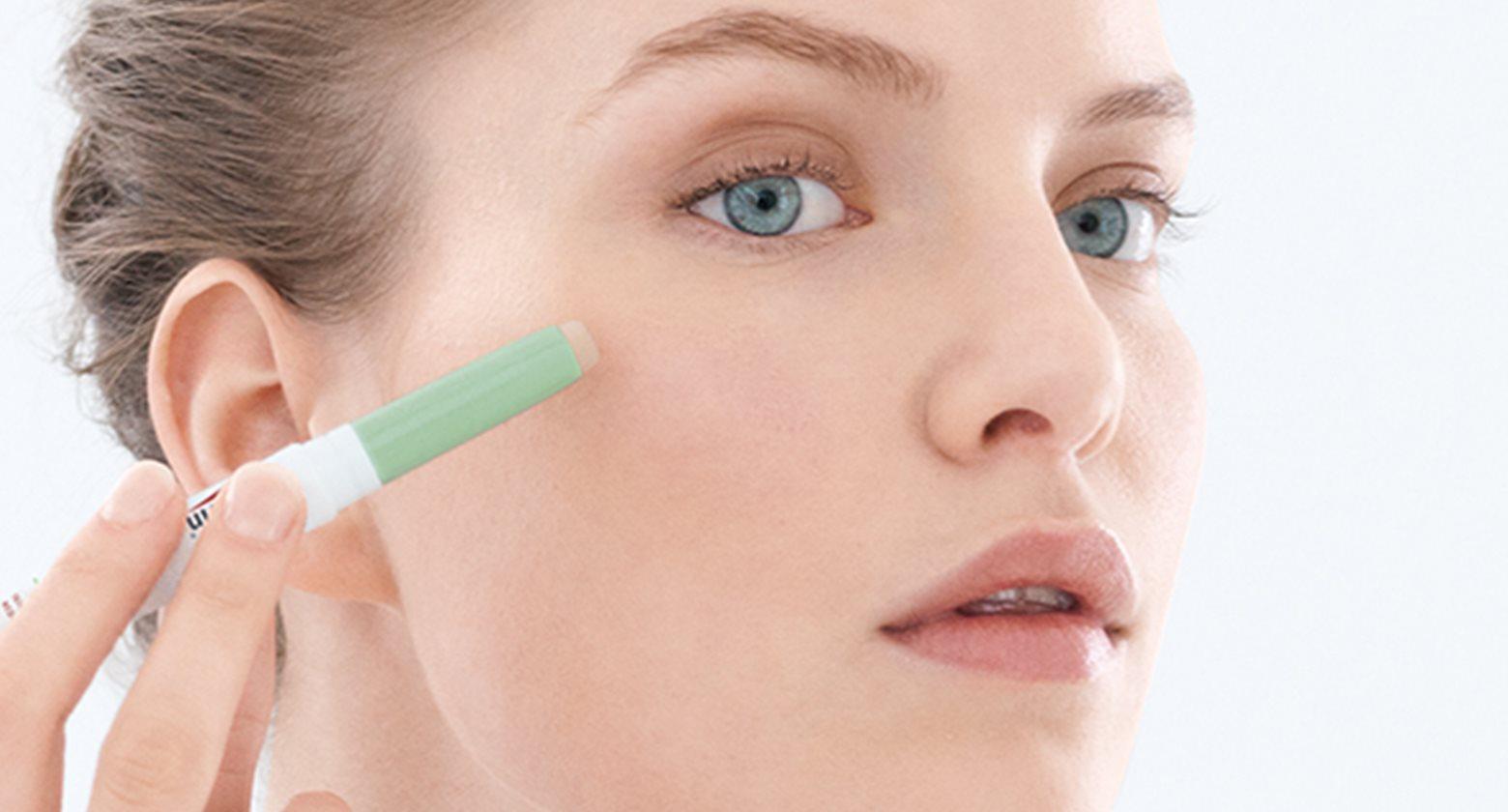 Makeup F 246 R Akneben 228 Gen Hud Acne Eucerin