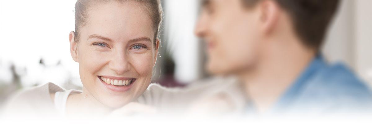 Dating någon med akne ärr