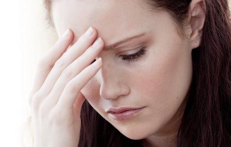 brännande känsla i huden stress